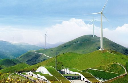 哈萨克斯坦卡拉扎尔风电项目顺利